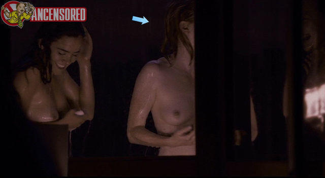 Julianne Moore topless snapshot