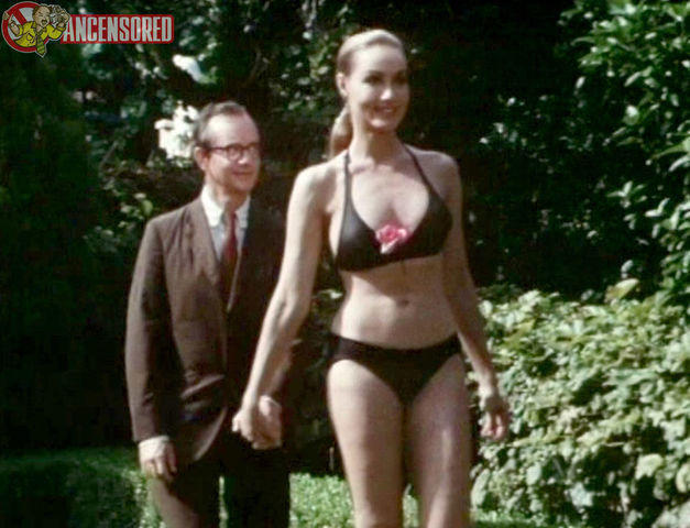actress Julie Newmar 19 years concupiscent image in public