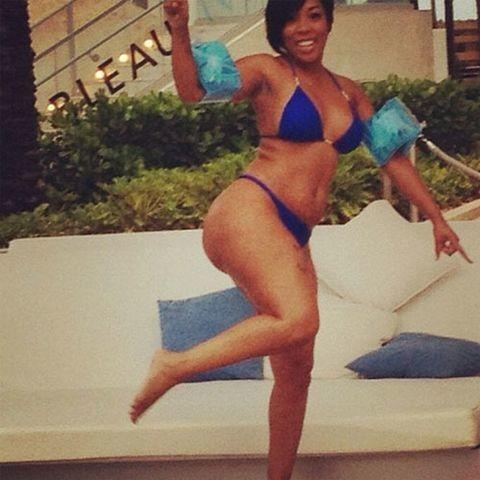 actress K. Michelle 2015 sexual snapshot home