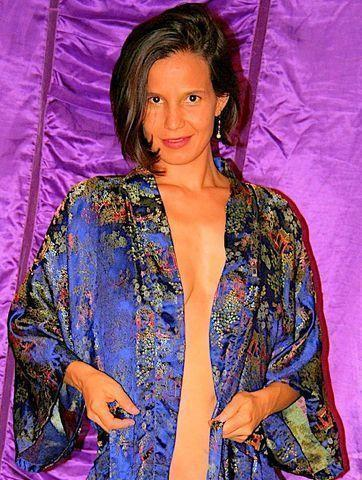 models Kamala Devi 21 years Without camisole pics in the club
