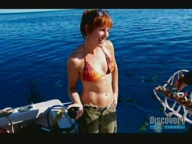 Naked Kari Byron photos