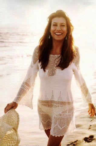 celebritie Kate Walsh 21 years bared foto beach