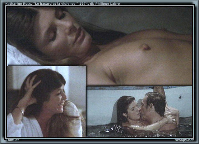 celebritie Katharine Ross 20 years k-naked art in the club