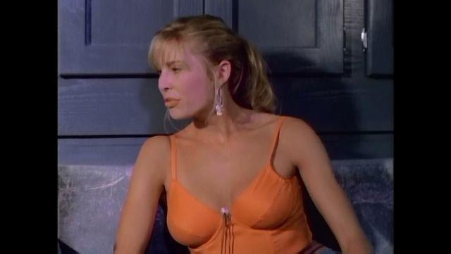 Hot photo Kathleen Kinmont tits