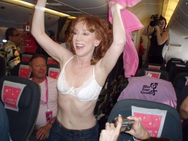 celebritie Kathy Griffin 21 years lascivious photography home
