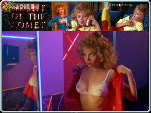 models Kelli Maroney young carnal pics home