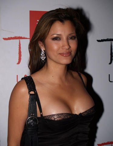 models Kelly Hu 21 years in one's skin art home