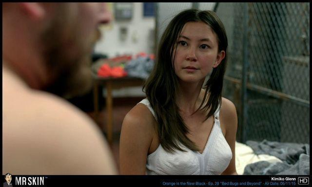 actress Kimiko Glenn 24 years Hottest art home