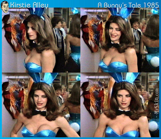 celebritie Kirstie Alley 22 years the nude photoshoot home