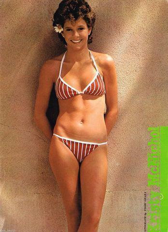 actress Kristy McNichol 25 years nude young foto image in public
