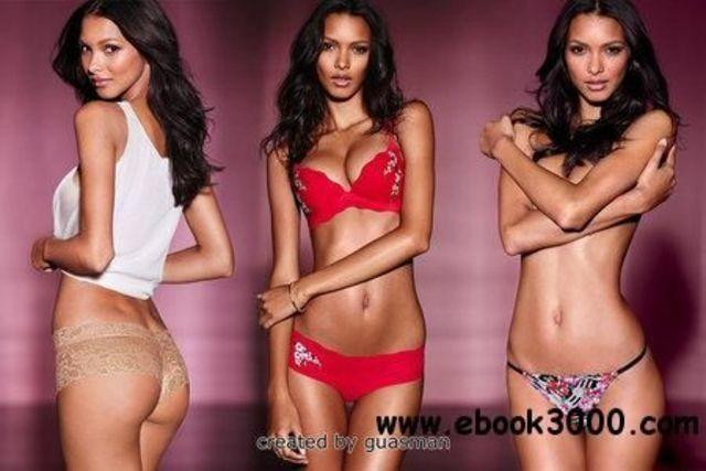 models Lais Ribeiro 23 years sky-clad photoshoot in the club