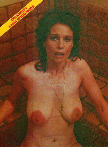 Hot photo Lana Wood tits
