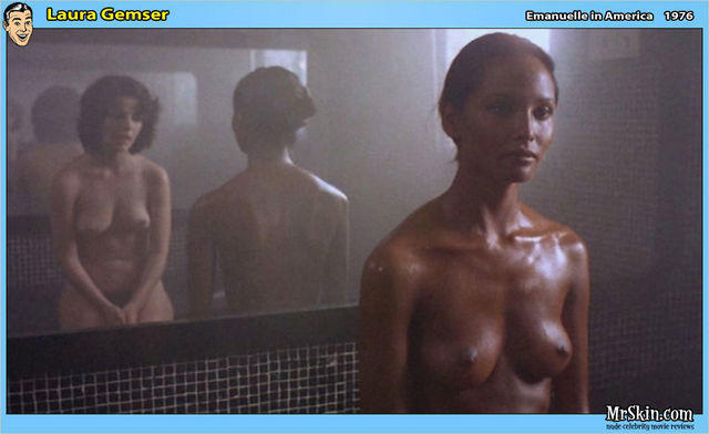 Laura Gemser nude photography