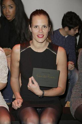 celebritie Laure Manaudou 19 years concupiscent snapshot home