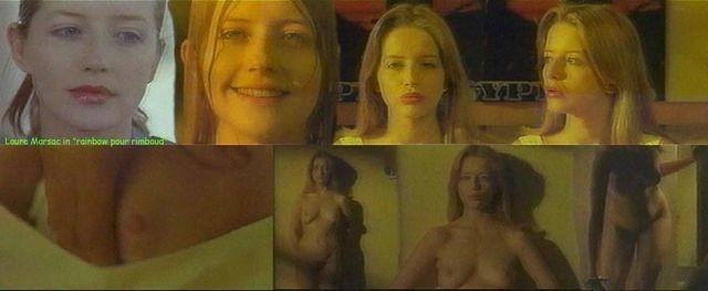 actress Laure Marsac 23 years tits foto home
