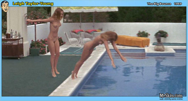 actress Leigh Taylor-Young 23 years rousing snapshot beach