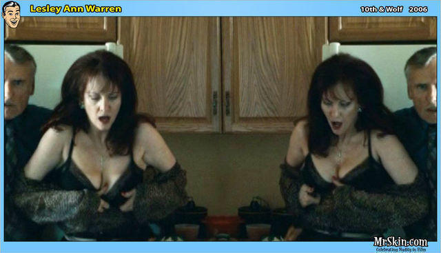 celebritie Lesley Ann Warren 21 years buck naked photos in the club