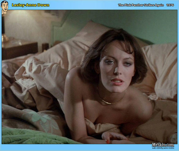 Lesley-Anne Down topless foto
