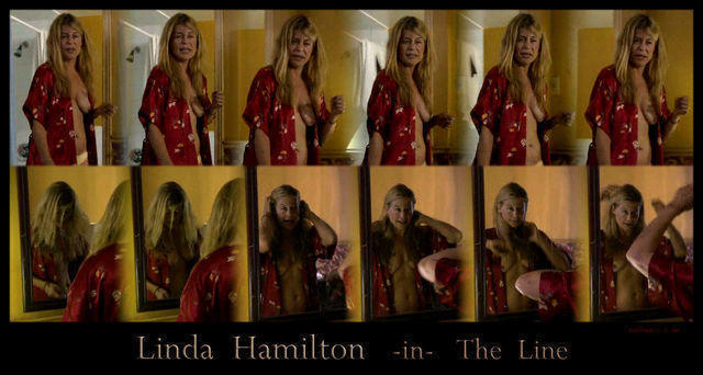 Sexy Linda Hamilton picture High Quality