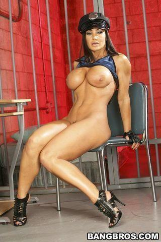 Sexy Lisa Ann photo High Quality