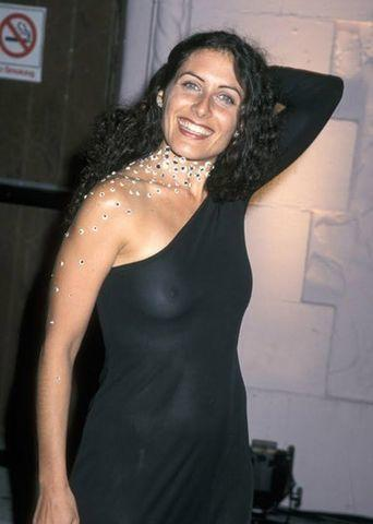 actress Lisa Edelstein 24 years crude photos home