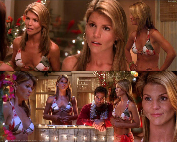 celebritie Lori Loughlin 22 years naked image in the club