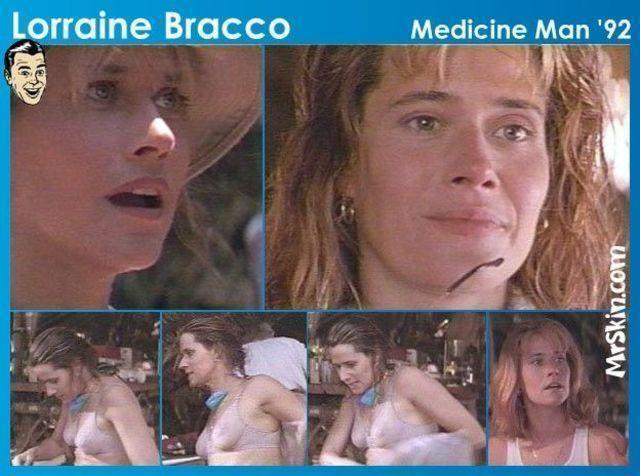 actress Lorraine Bracco 2015 unclad photo in public