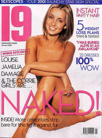 models Louise Redknapp 18 years spicy photography beach