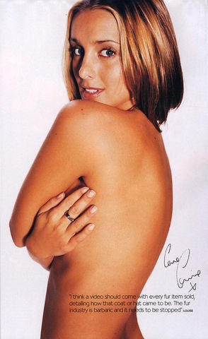 Louise Redknapp nude image