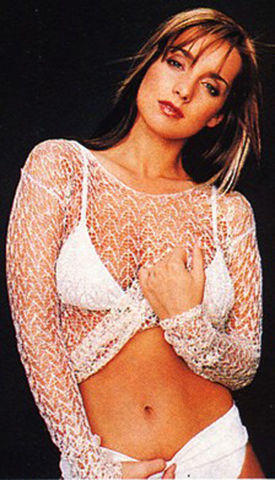 models Louise Redknapp 21 years denuded image in public