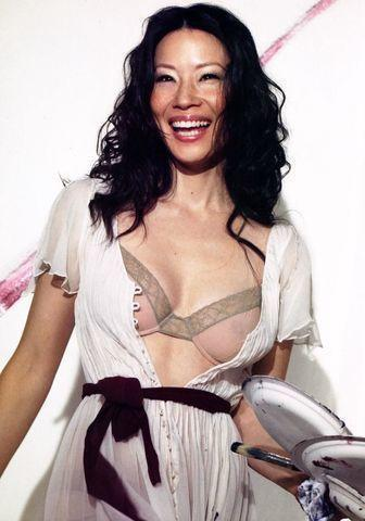 Sexy Lucy Liu picture HD