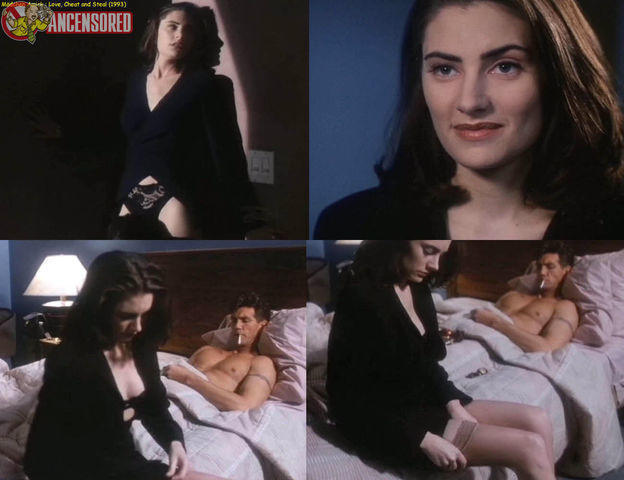 models Mädchen Amick 19 years sky-clad snapshot in public