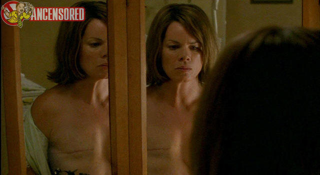 models Marcia Gay Harden 23 years seductive photo in public