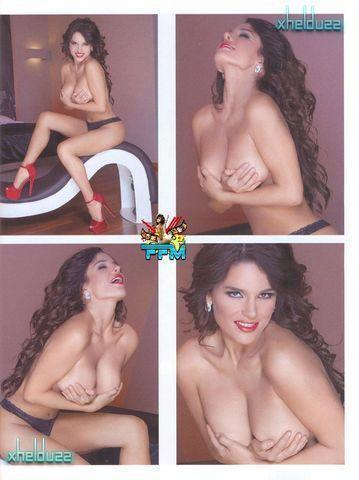 celebritie Mariana Ríos 18 years buck naked snapshot home