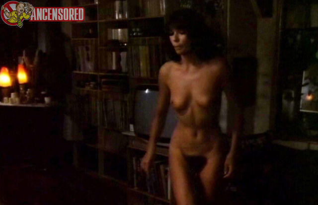celebritie Marie-Christine Descouard 19 years bare pics home