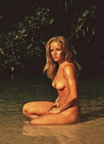 actress Marie-France Boyer 19 years arousing photo beach