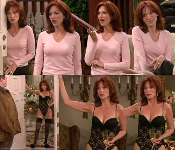 actress Marilu Henner 18 years stripped photos in public