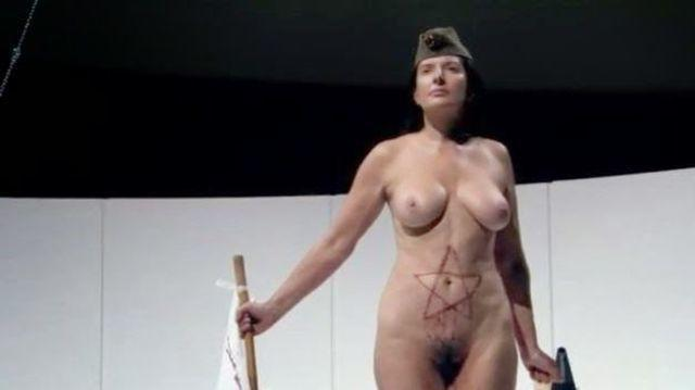 celebritie Marina Abramovic 22 years Without panties image home
