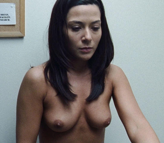 Naked Marisol Nichols photoshoot