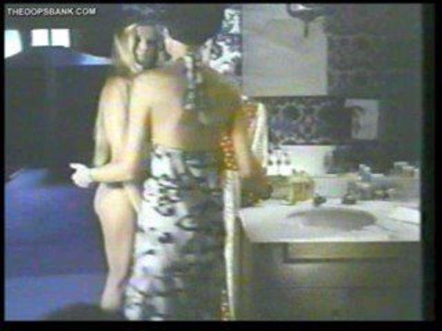 celebritie Marta Kristen young exposed photoshoot in the club