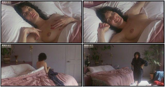 actress Martine Beswick 18 years sensuous photography in public