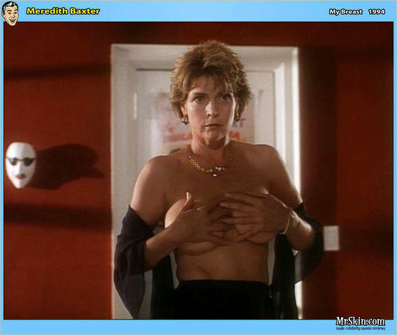 models Meredith Baxter 25 years unclad photo in public