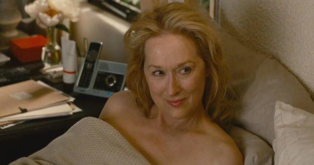 celebritie Meryl Streep 22 years overt photoshoot beach