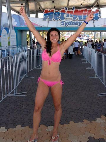 celebritie Michelle Jenneke 24 years nude art photography home
