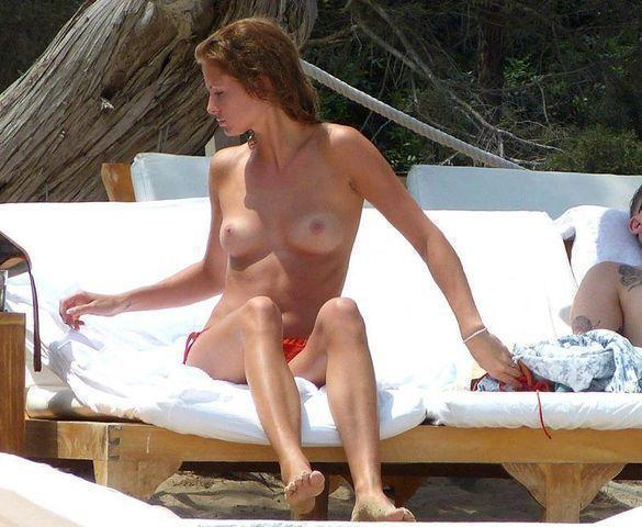 Millie Mackintosh topless photography