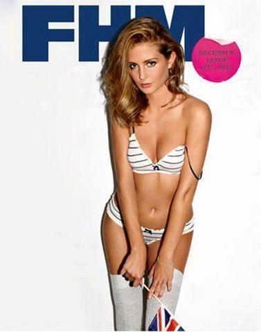 models Millie Mackintosh young romantic art in the club