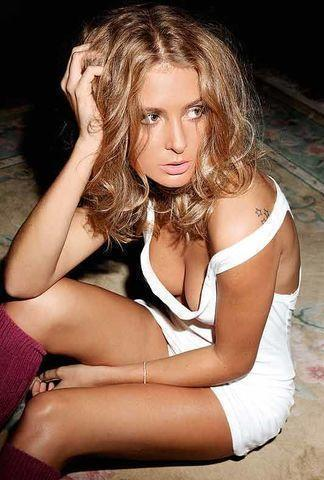 actress Millie Mackintosh 18 years sensuous picture beach