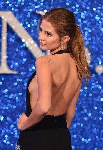 Hot art Millie Mackintosh tits
