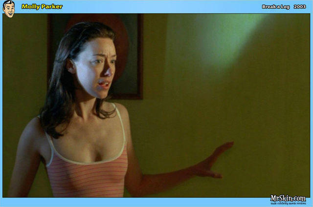 Molly Parker topless picture