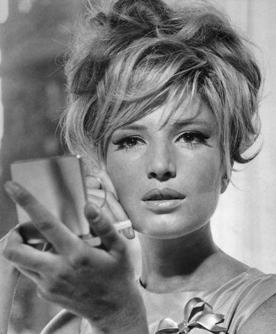 Monica Vitti nude photoshoot